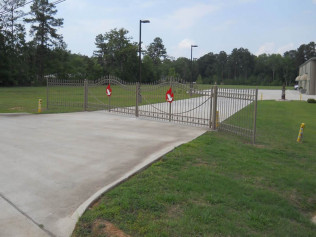 gate installation shreveport la